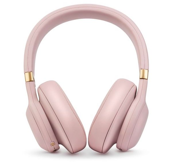 JBL E55BT Quincy Edition Wireless Headphones Front View