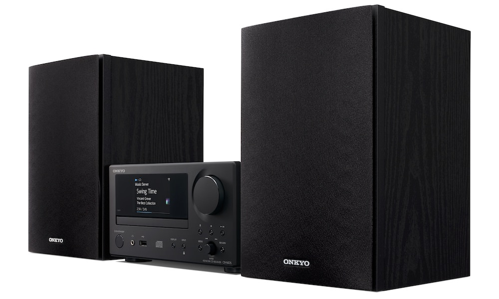 Onkyo Extends Life Of The Mini Stereo System