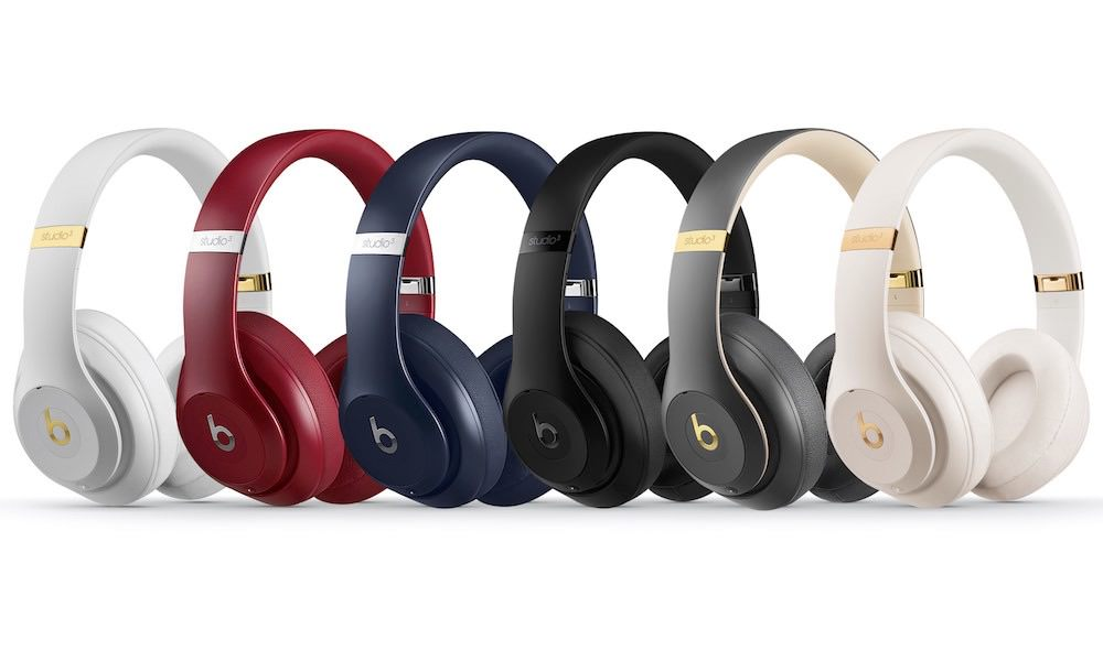 Beats Studio3 Wireless Headphone Colors