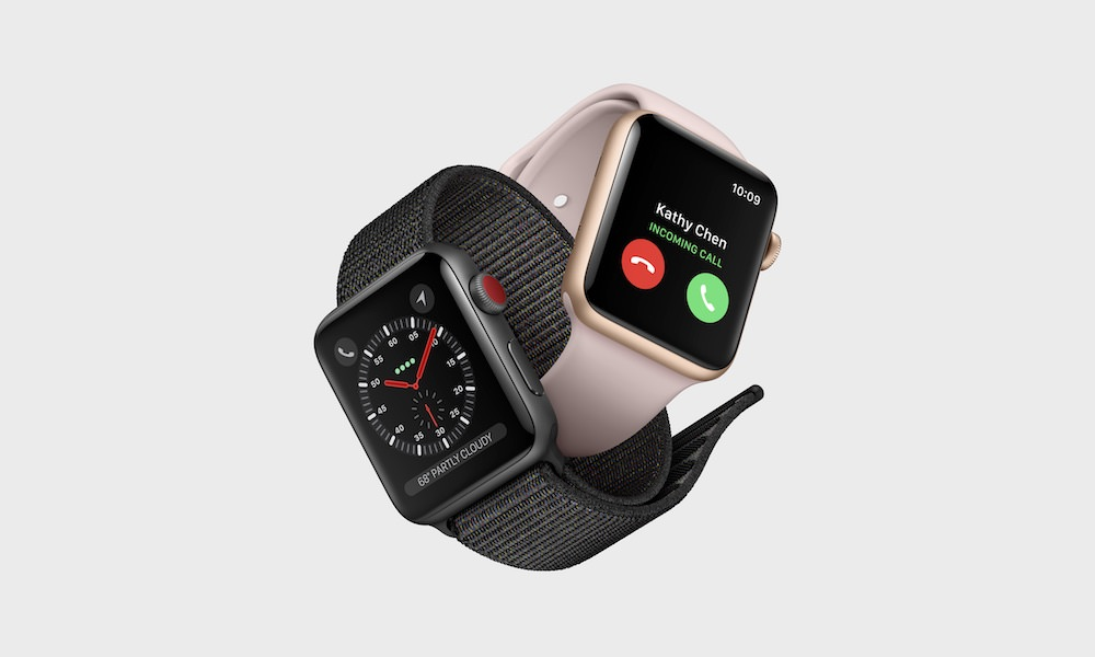 Apple Watch Series 3 (2017 model)