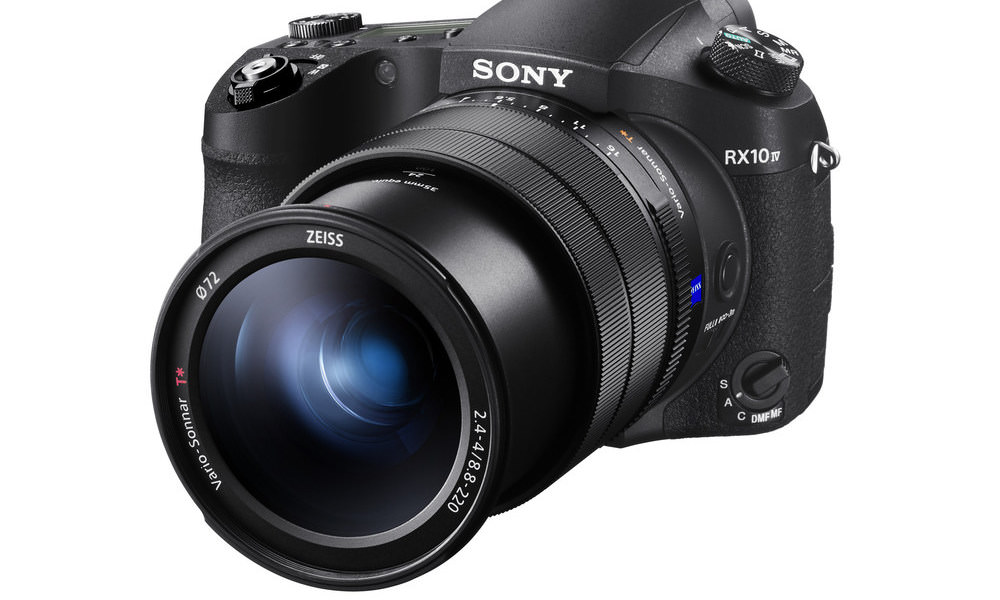 Sony Cyber-shot RX10 IV Digital Camera (DSC-RX10M4)