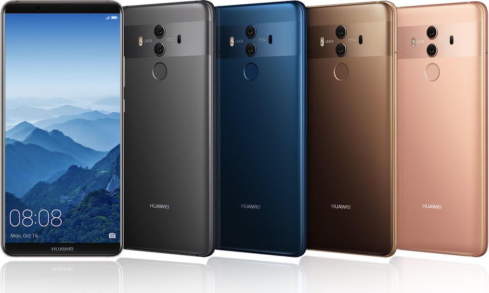 HUAWEI Mate 10 Pro Smartphones