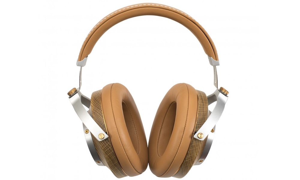 Klipsch Heritage HP-3 Headphone (oak) side view