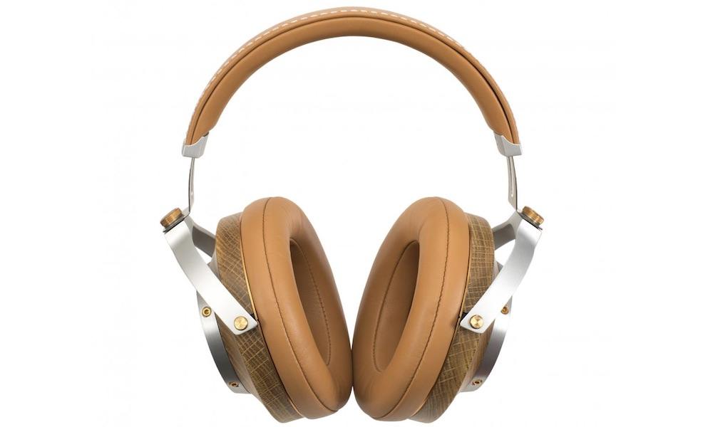 Klipsch Heritage HP-3 Headphone (oak) side view