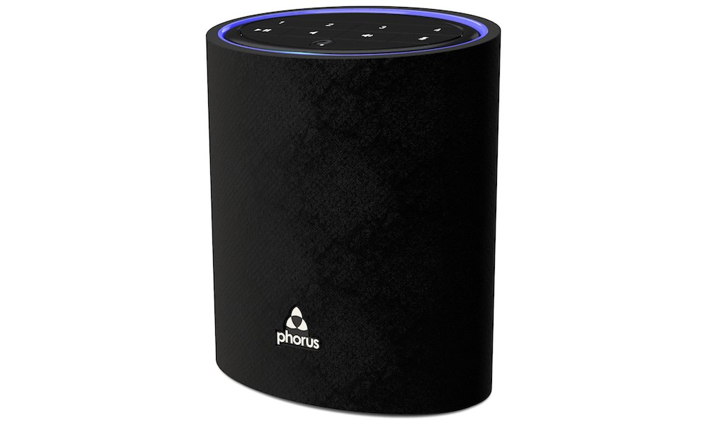 Phorus PS10 DTS Play-Fi Amazon Alexa Wireless Speaker