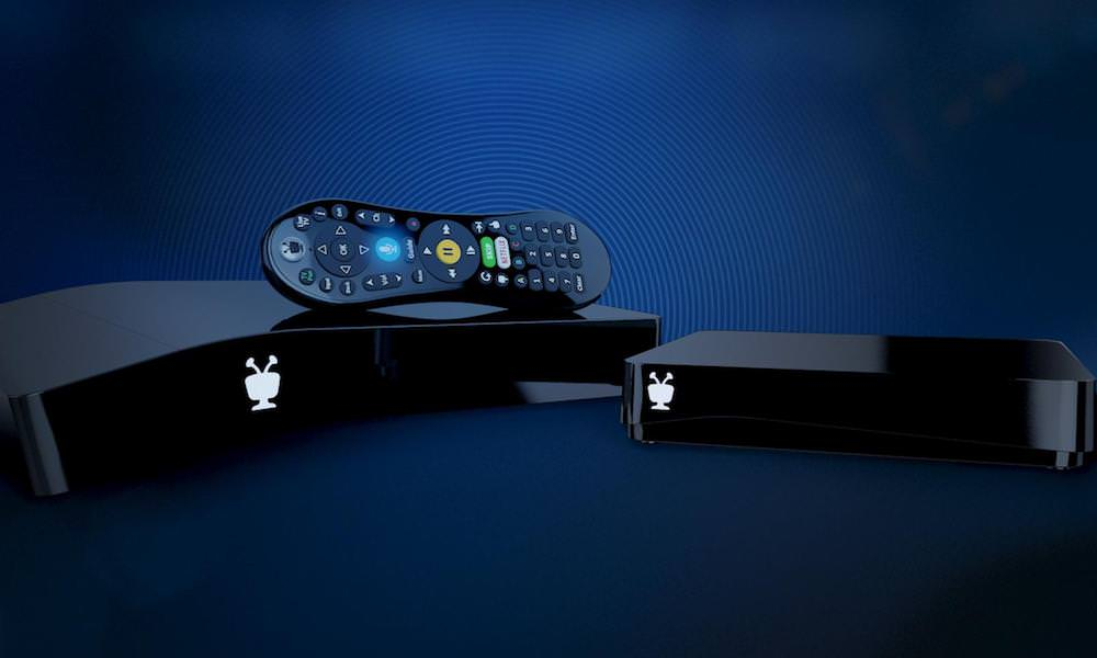 TiVo BOLT VOX DVR and Mini VOX Streaming Player