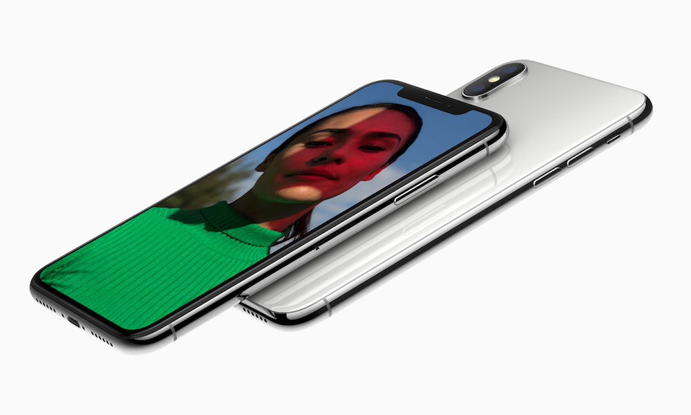 Apple iPhone X Smartphone 2017