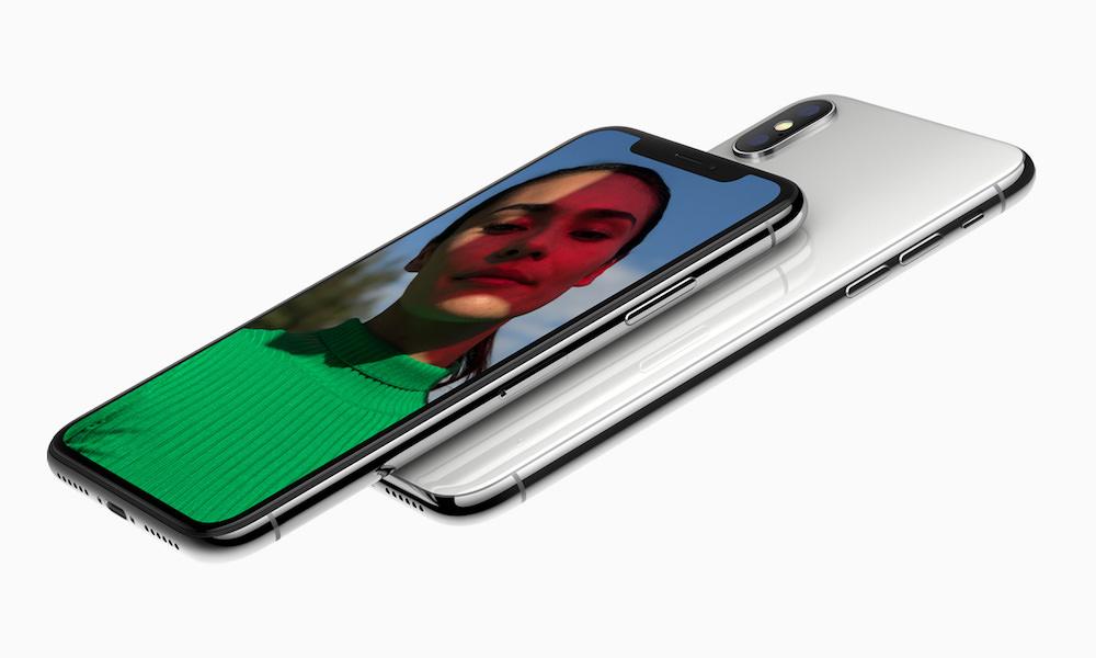 Apple iPhone X Smartphone 2017