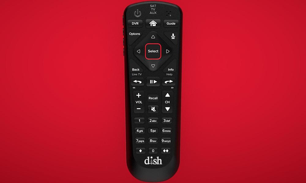 Dish 54.0 Voice Remote Control
