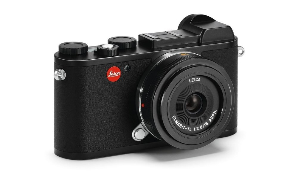 Leica CL Digital Camera with Elmarit-TL 18 mm f/2.8 ASPH