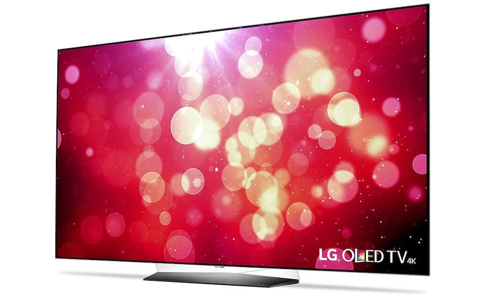 LG B7A OLED 4K Smart TV 2017 model