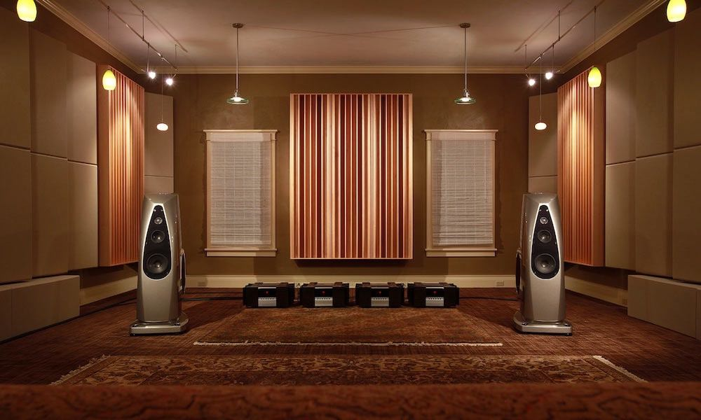 The Perfect Listening Room?