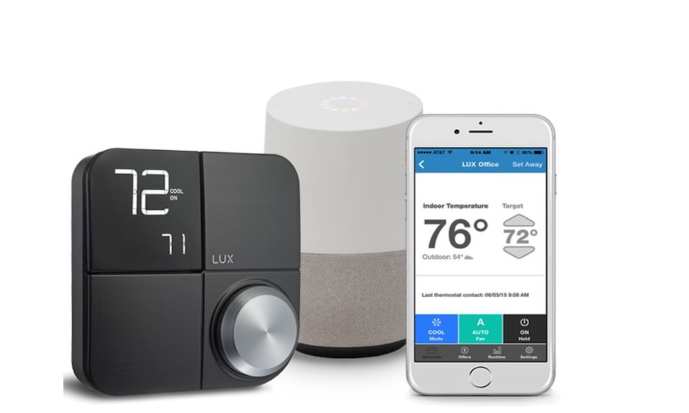 LUX KONO Smart Thermostat