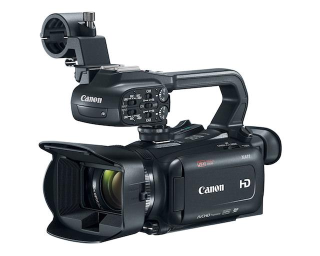 Canon XA11 HD Camcorder