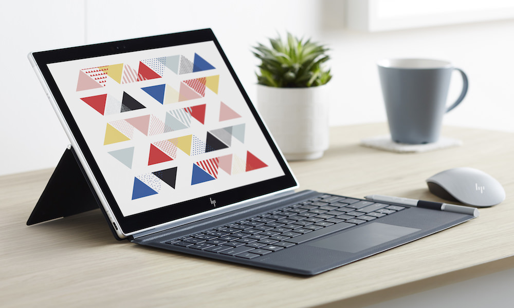 HP ENVY x2 Lifestyle Photo