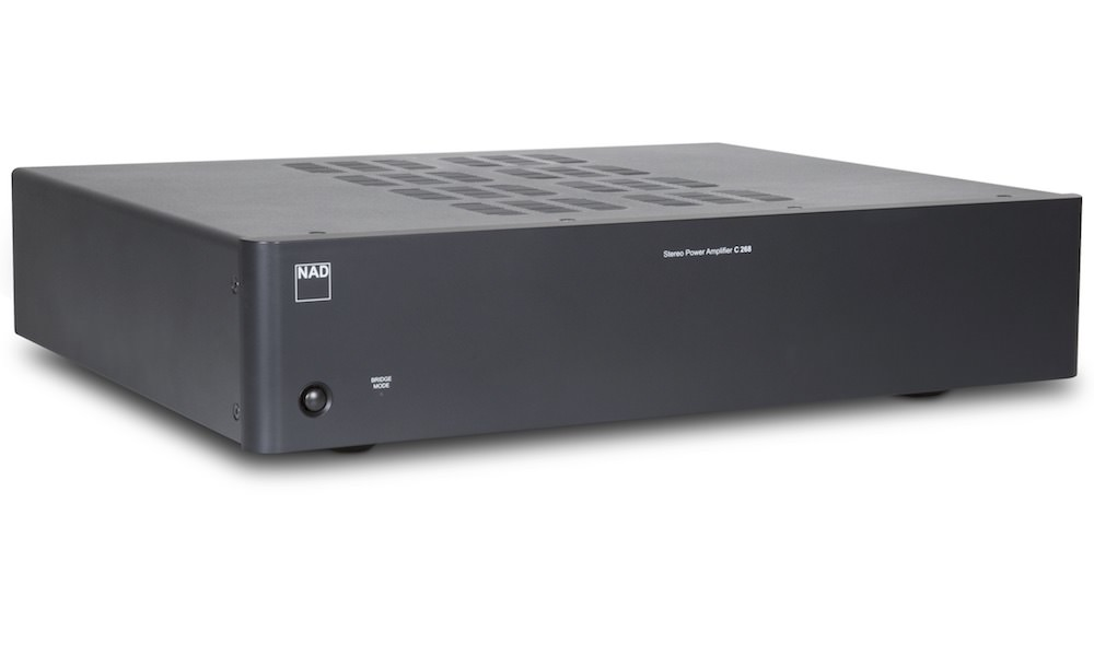NAD C 268 Stereo Amplifier