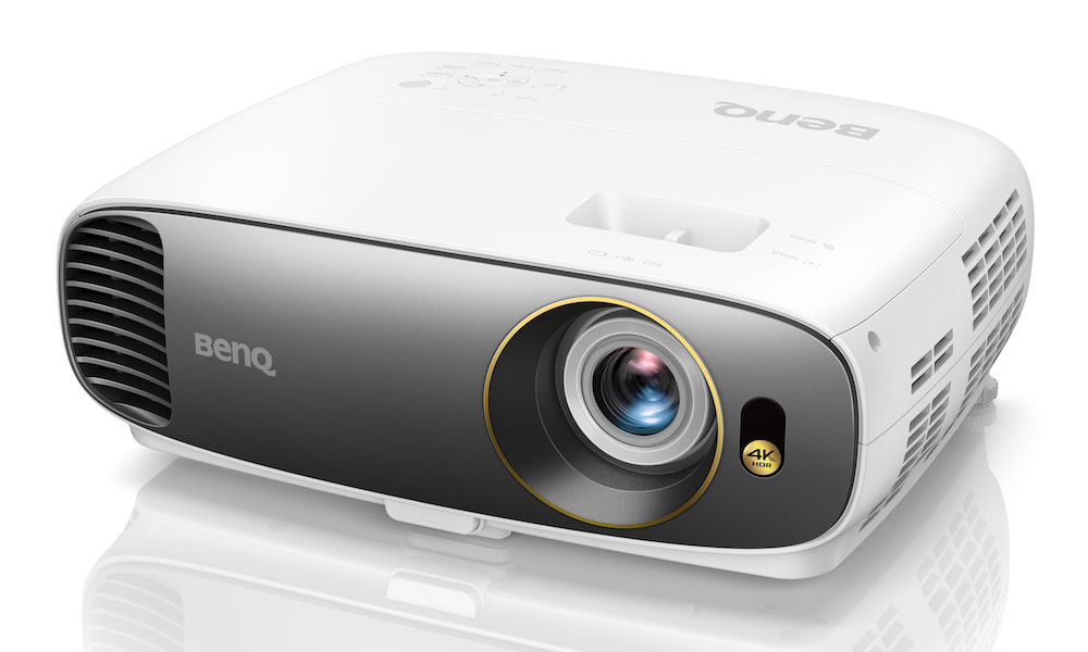 BenQ CineHome HT2550 4K HDR Projector (2018) - ecoustics.com
