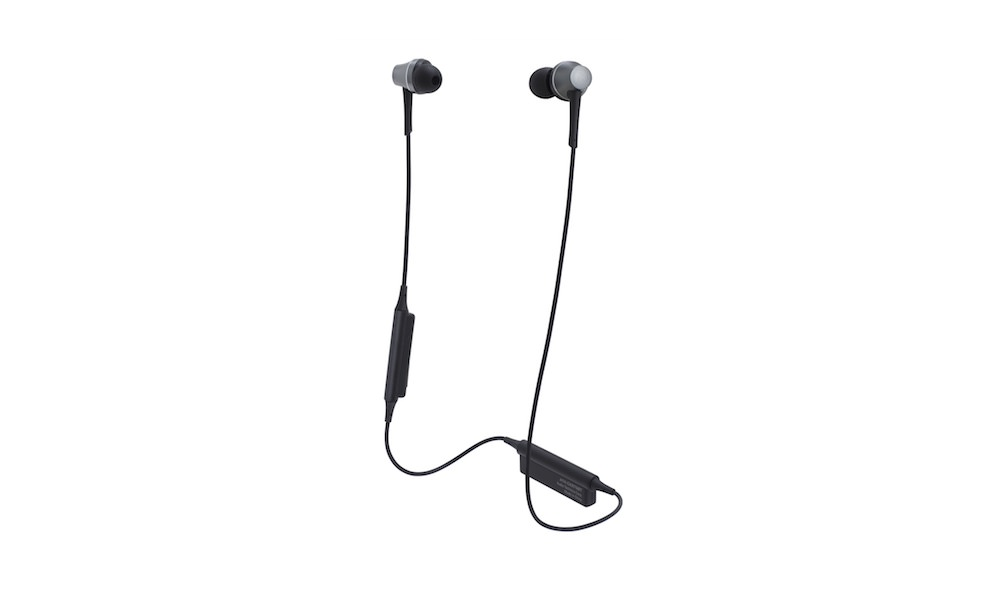Audio-Technica ATH-CKR75BT Sound Reality Wireless In-Ear Headphones