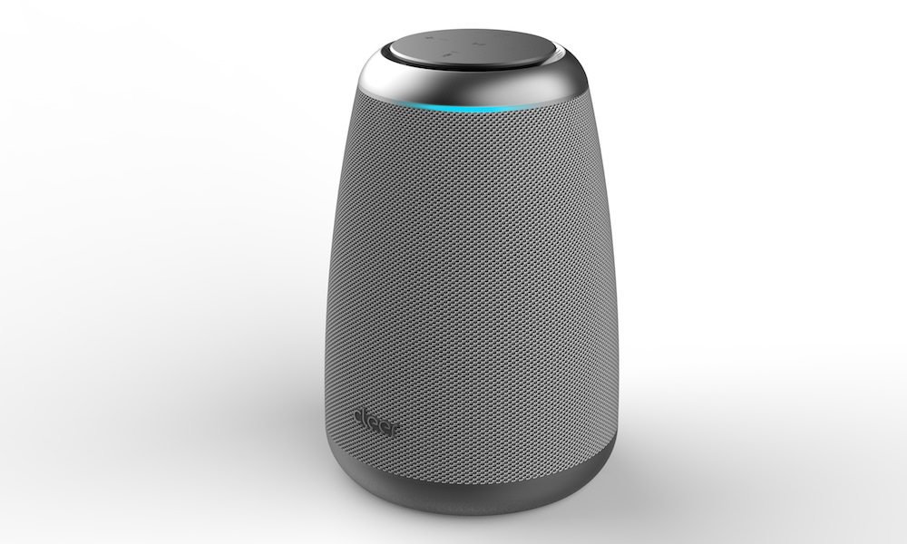 Cleer Space Smart Home Wireless Speaker with Alexa