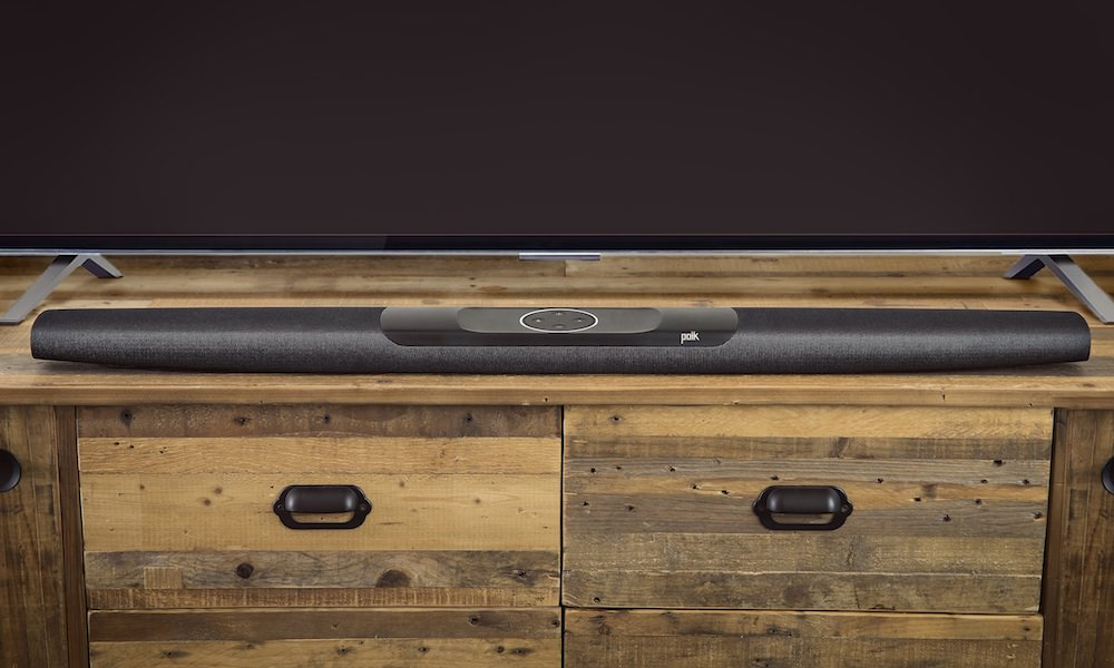 Polk Audio Command Bar - Alexa soundbar
