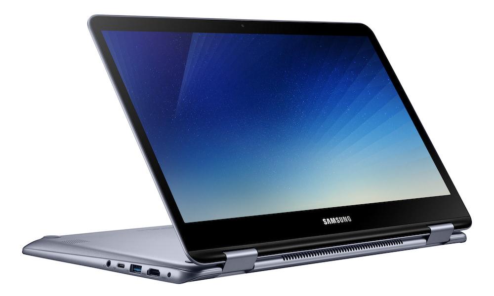 Samsung Notebook 7 Spin (2018) Reverse Screen