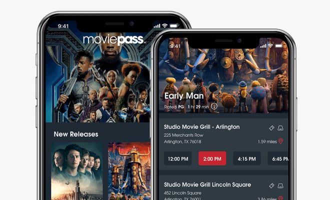MoviePass App