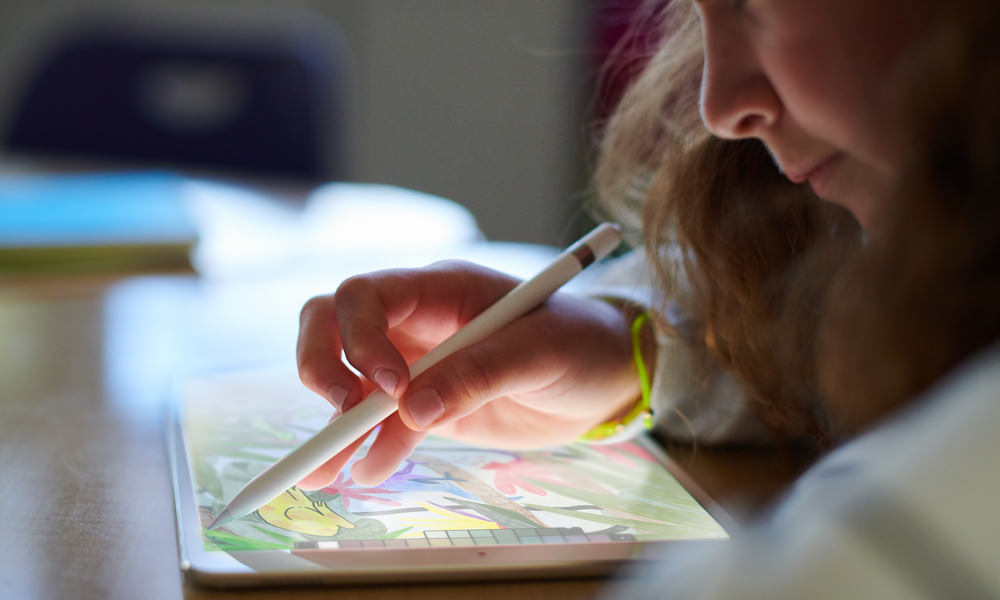 Apple iPad 9.7-inch with Pencil (6th generation, 2018)