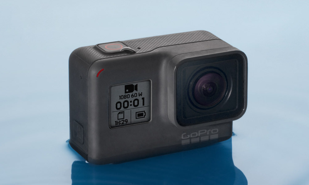GoPro HERO entry level 2018