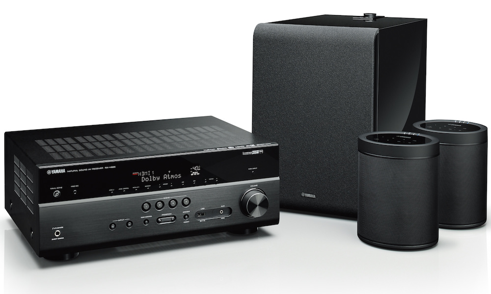 Yamaha A V Receivers Ready Wireless Surrounds 2018 Models