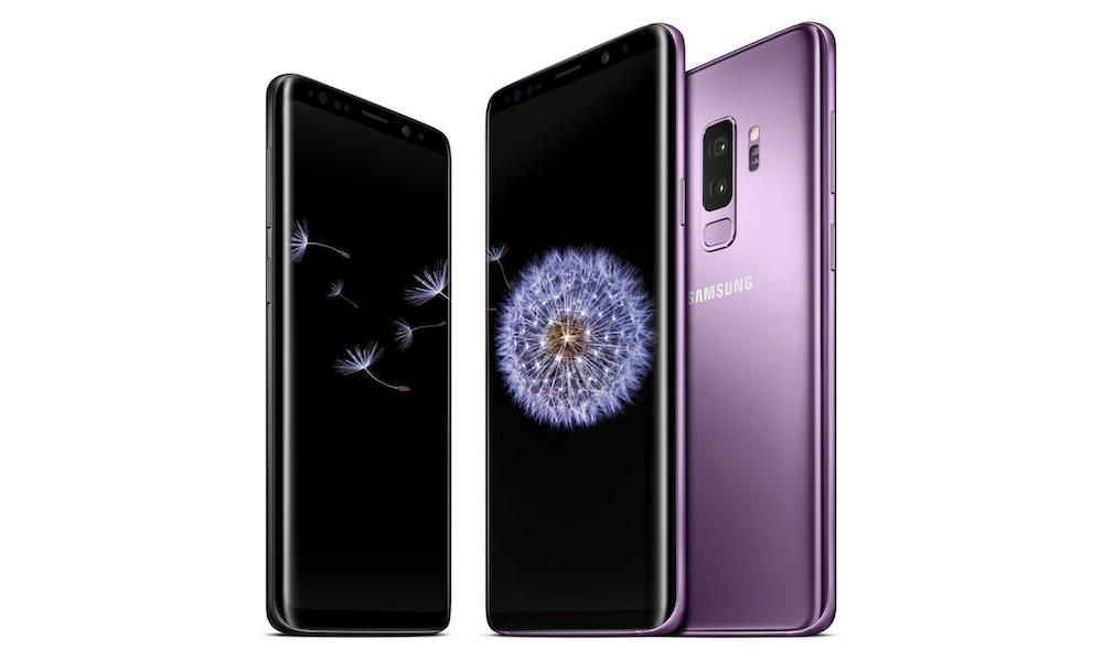 Samsung Galaxy S9 and S9+ Smartphones (2018)