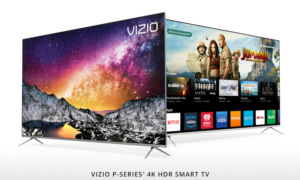 VIZIO P-Series 4K HDR Smart TV (2018)