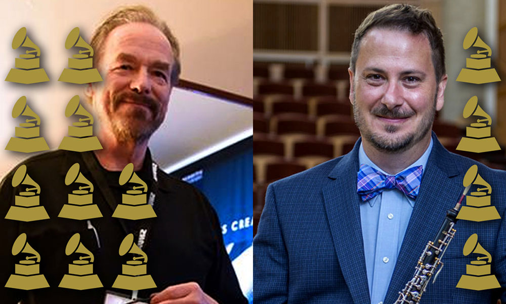 Michael Bishop and Thom Moore, GRAMMY Winners