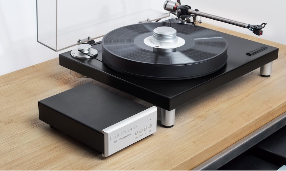 Bryston BLP-1 Turntable and BTP-1 Power Supply