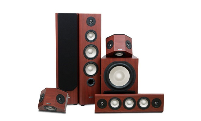 Axiom Audio Epic 60 350 Home Theater System
