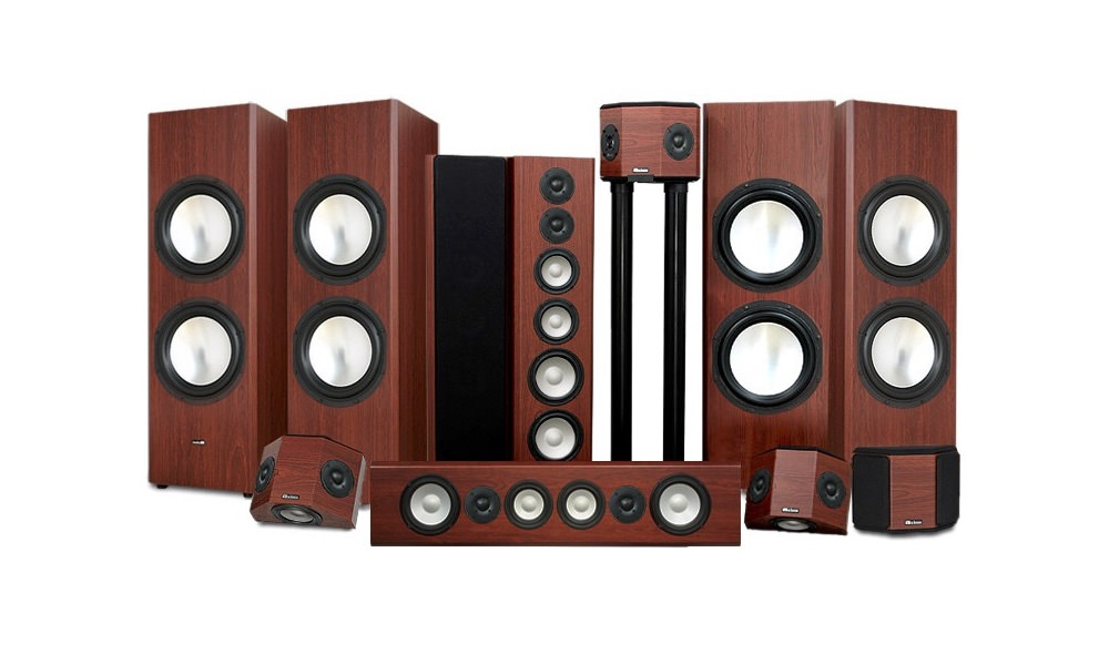Axiom Audio Epic 80 800 7.4 Home Theater Speaker System