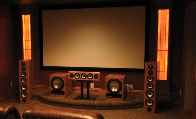 Axiom Audio Home Theater