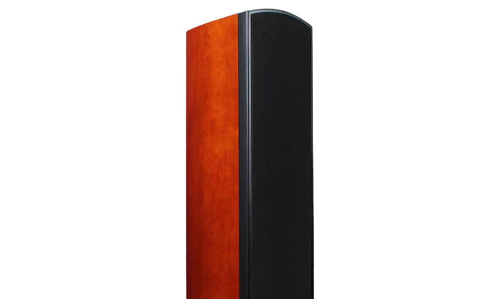 Aperion Audio Verus II Grand Tower Speakers with grille