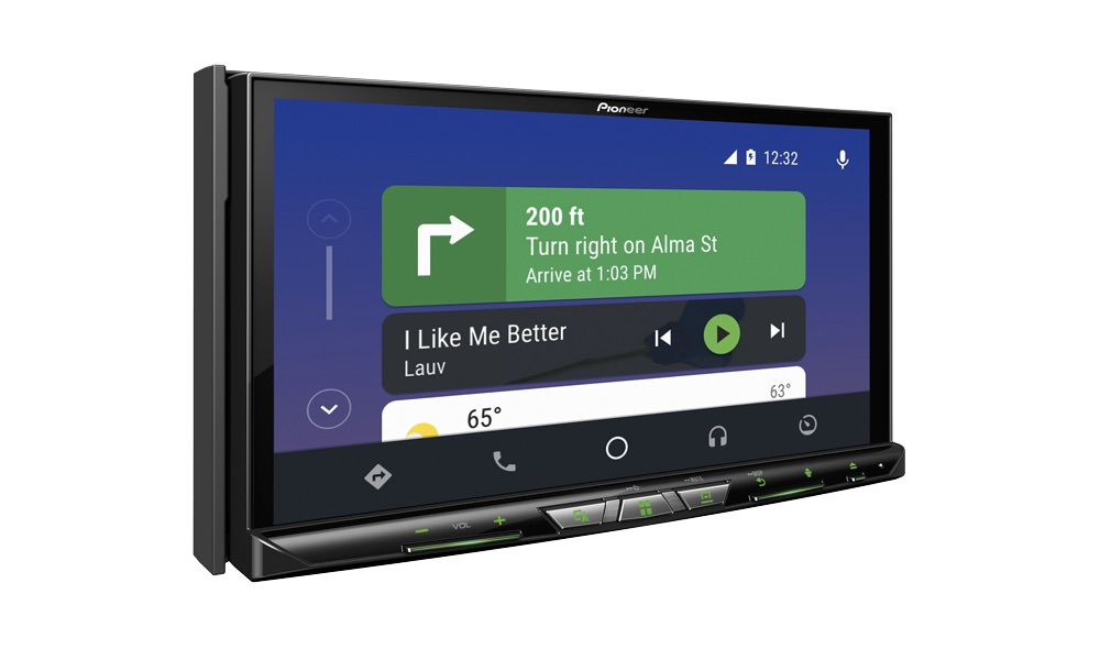 Pioneer AVIC-W8400NEX In-Dash Car Receiver with Android Auto