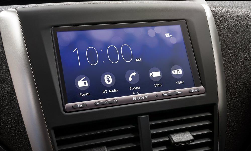 Sony Xav Ax5000 Car Receiver Works With Ios And Android Ecousticscom