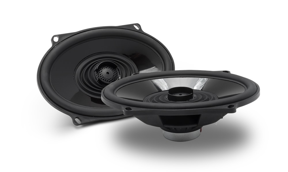 Rockford Fosgate TMS57 Power Harley Davidson Replacement Bag Lid Speakers