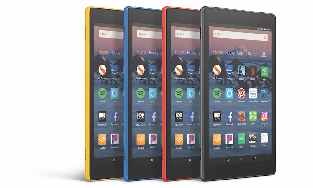 Amazon Fire HD 8 Tablet (2018)