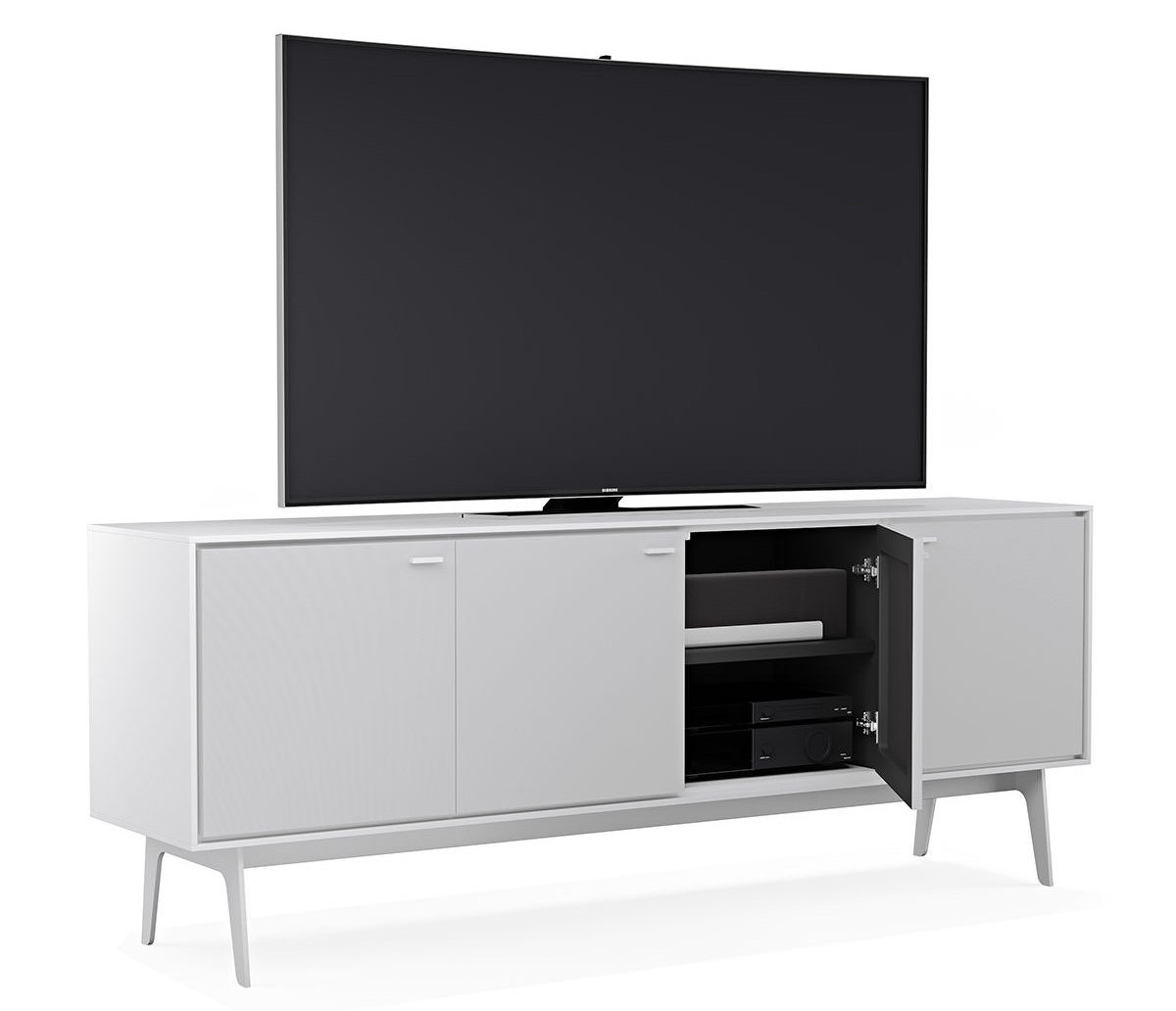 BDI Flo 7279 Media Cabinet with TV