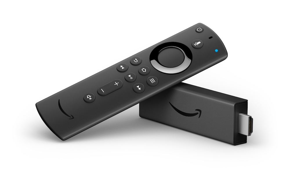 Amazon Fire TV Stick 4K with Alexa Voice Remote (2018)