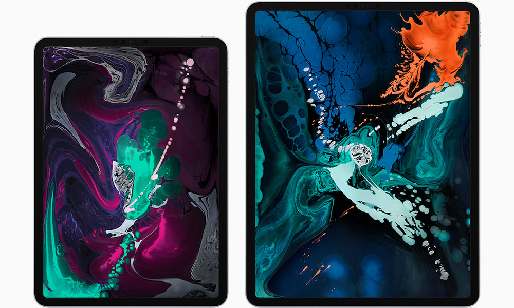 Apple iPad Pro 11-inch and 12-inch Tablets