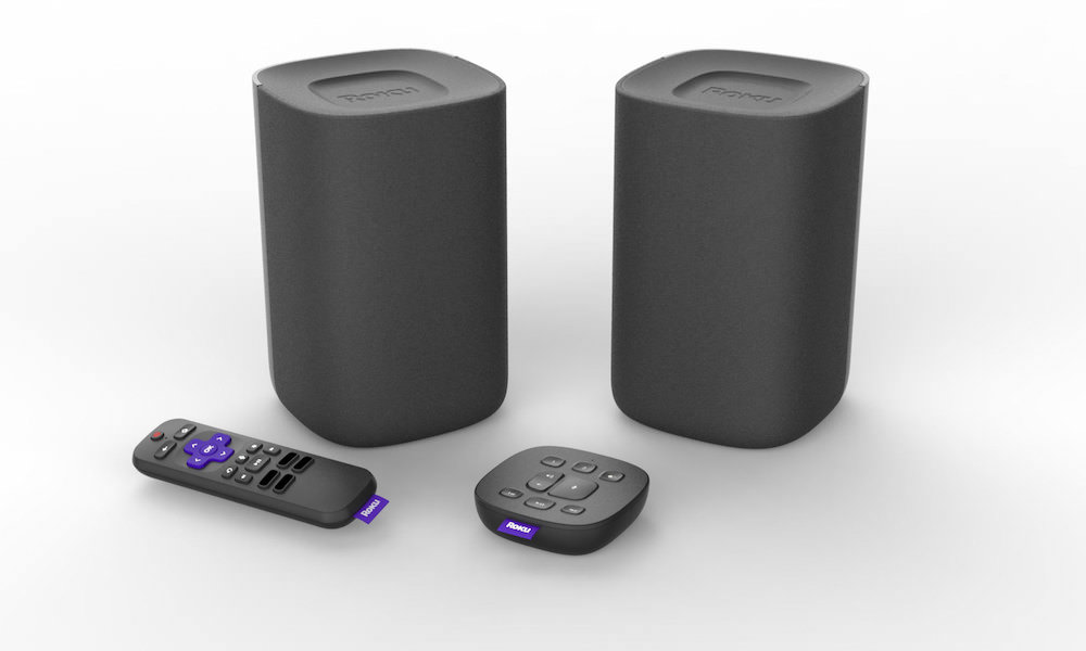 Roku TV Wireless Speakers (2018)