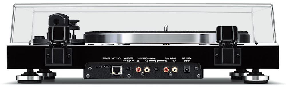 Yamaha MusicCast VINYL 500 Turntable Streams Too - ecoustics com