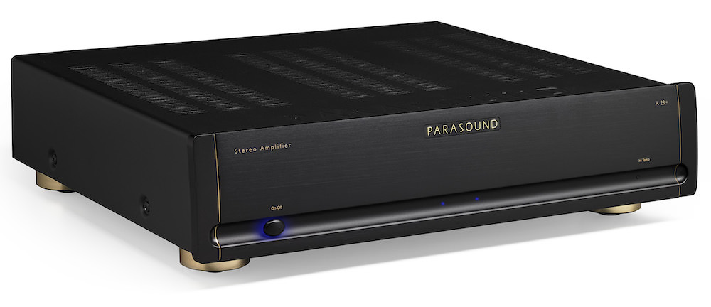 Parasound Halo A 23+ Stereo Amplifier (2019)