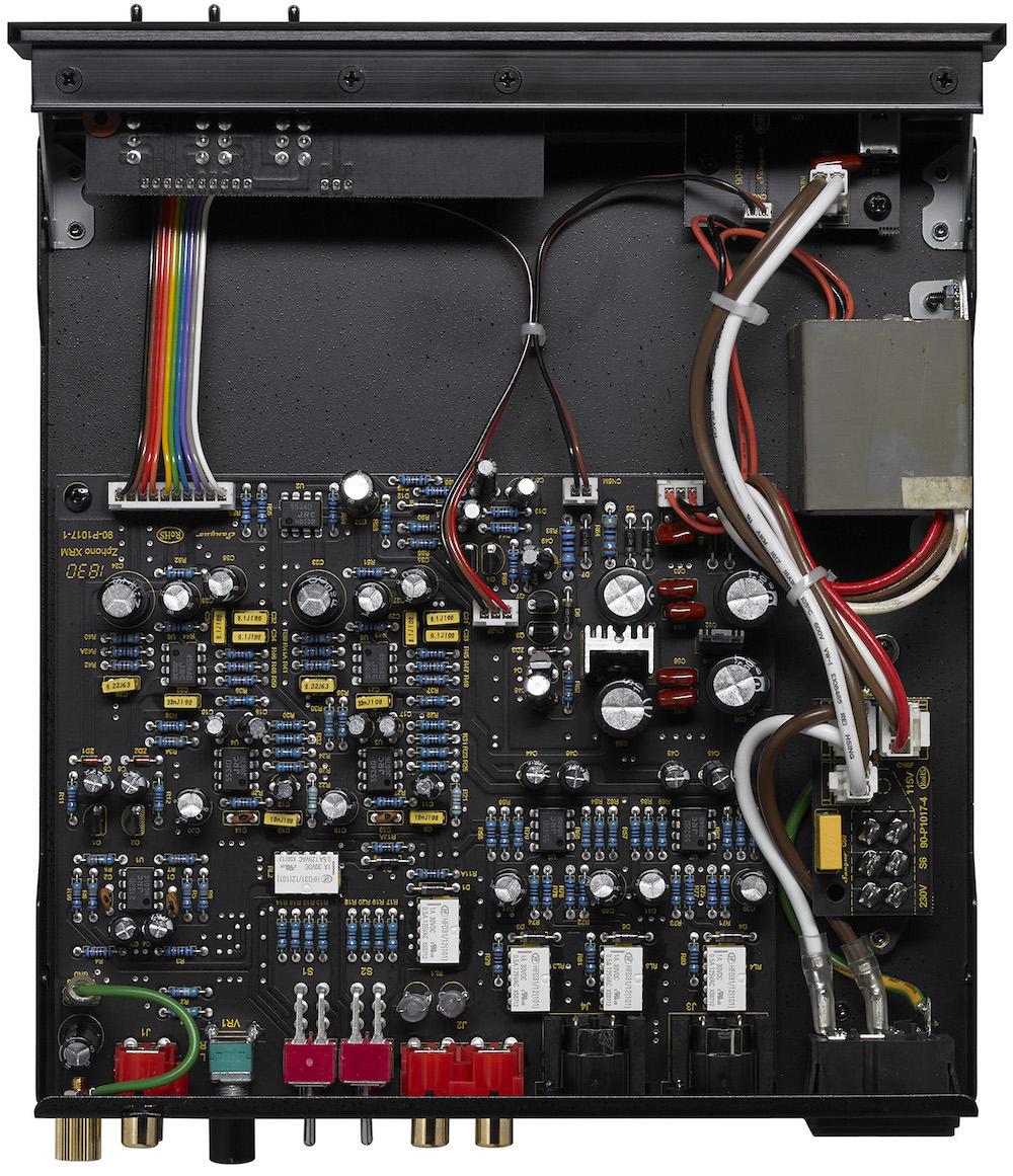 Parasound Zphono XRM Phono Preamplifier Inside