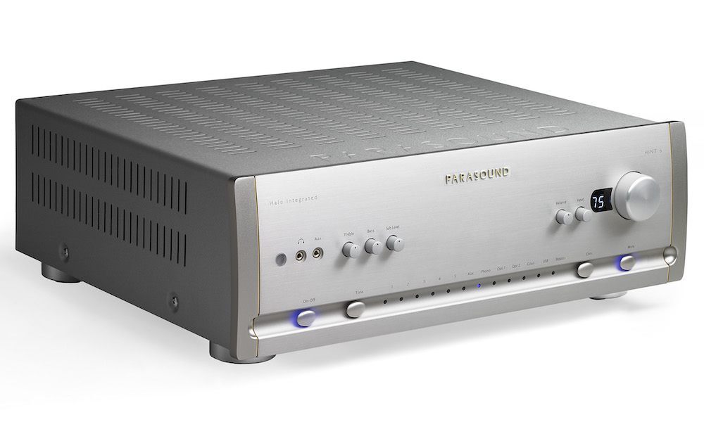 Parasound Hint 6 Integrated Amplifier