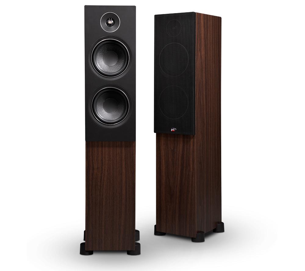 PSB Alpha T20 Tower Speaker in walnut